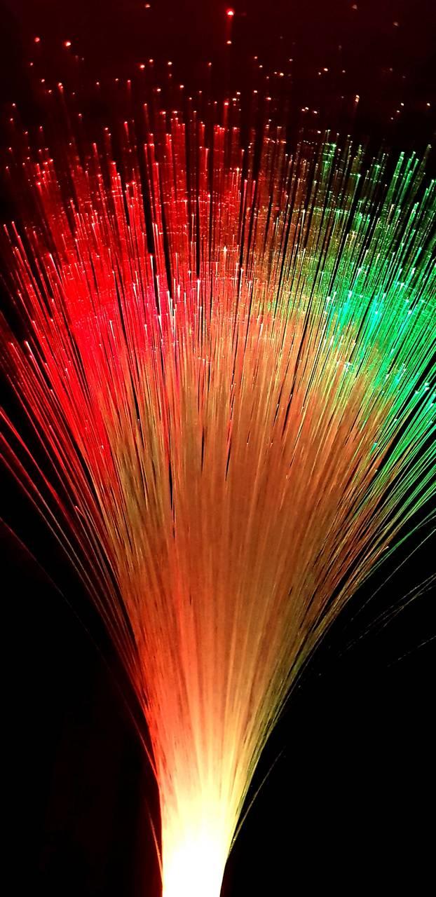 Fiber lights