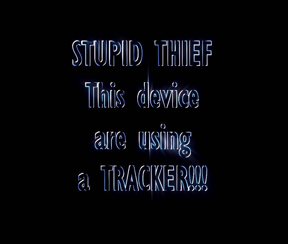 Stupid Thief