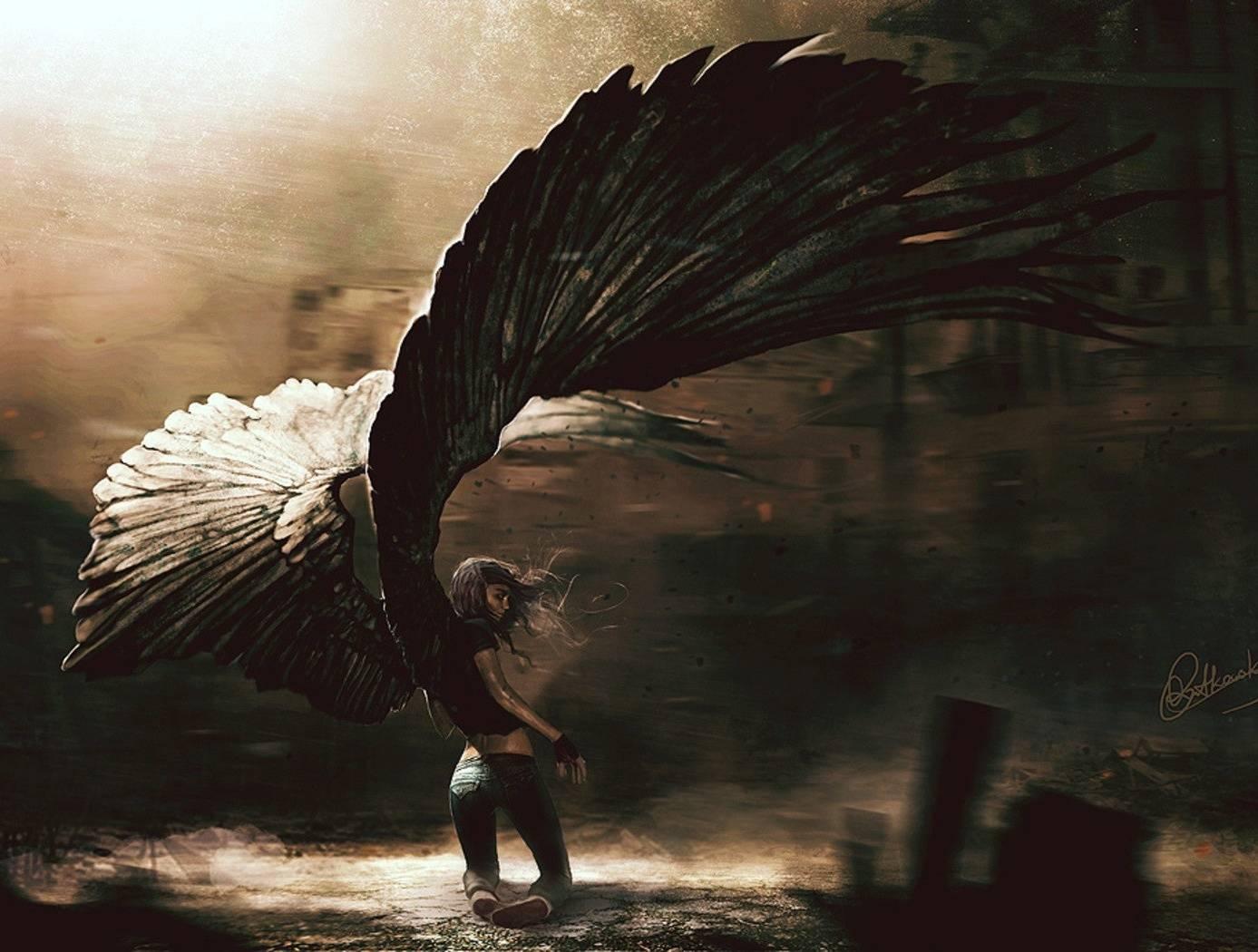 Huge Wings