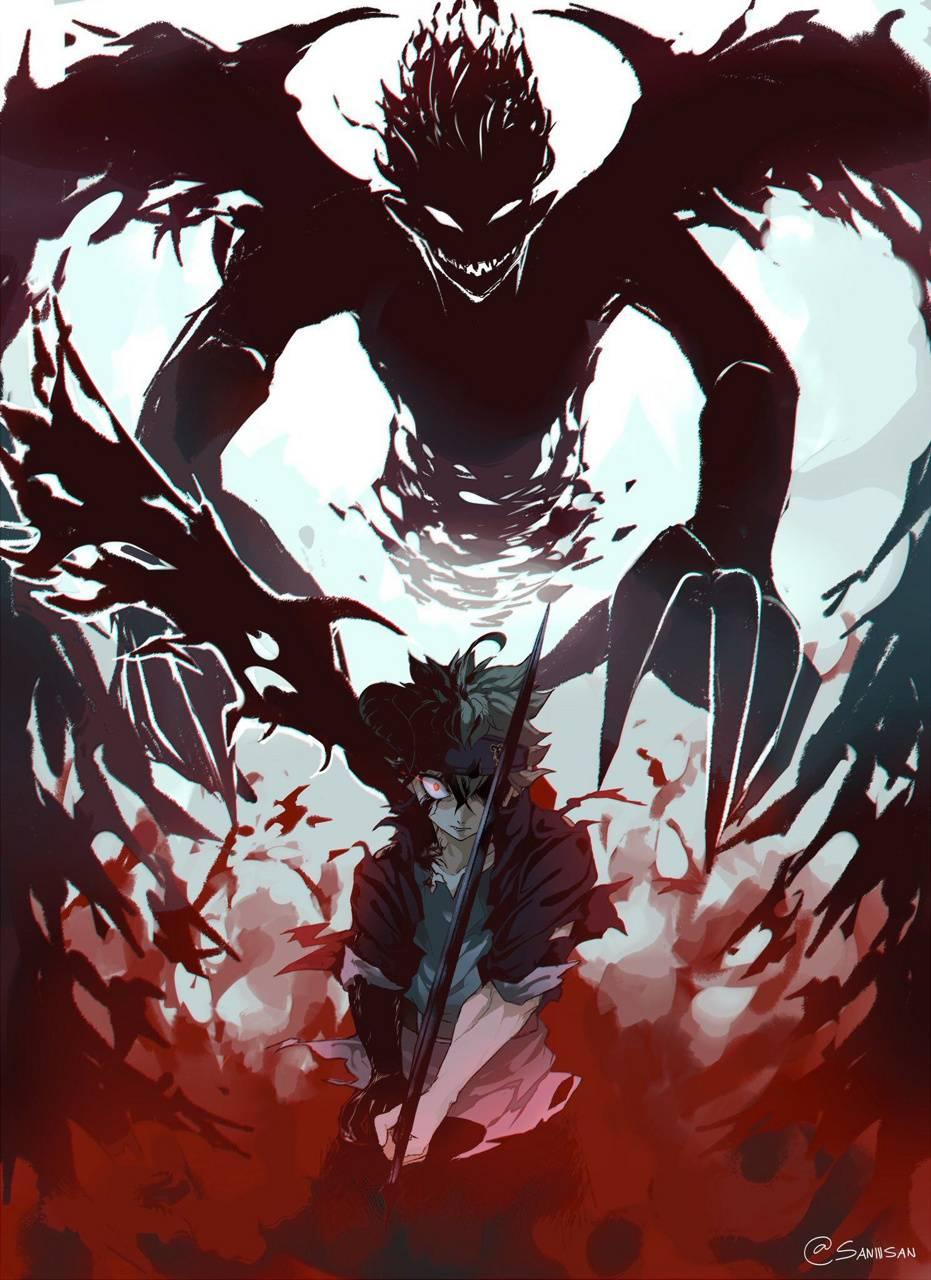 Demon Asta