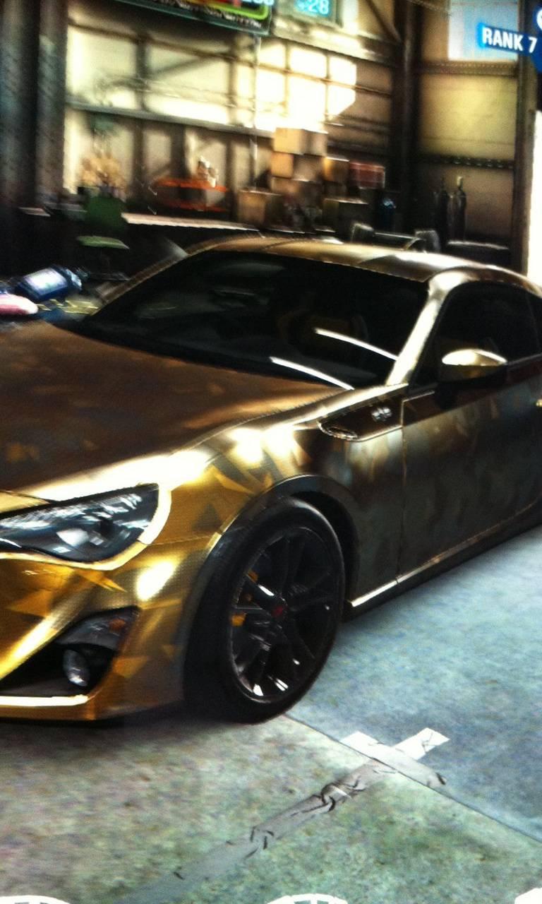 Gold Car Wallpaper By Garybqker890786 6e Free On Zedge