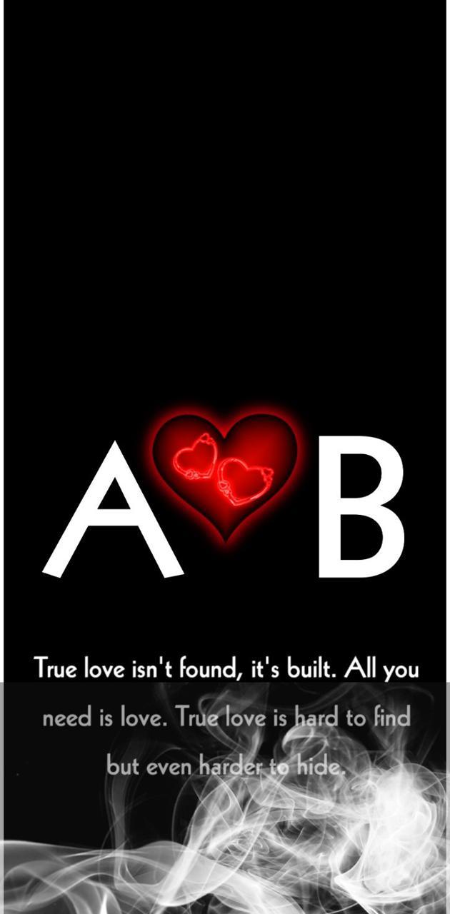 A Love B Name