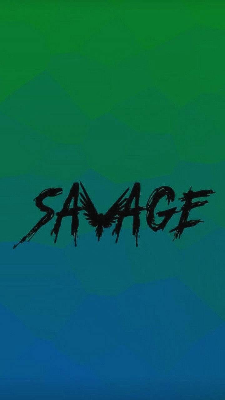 Savage blue green