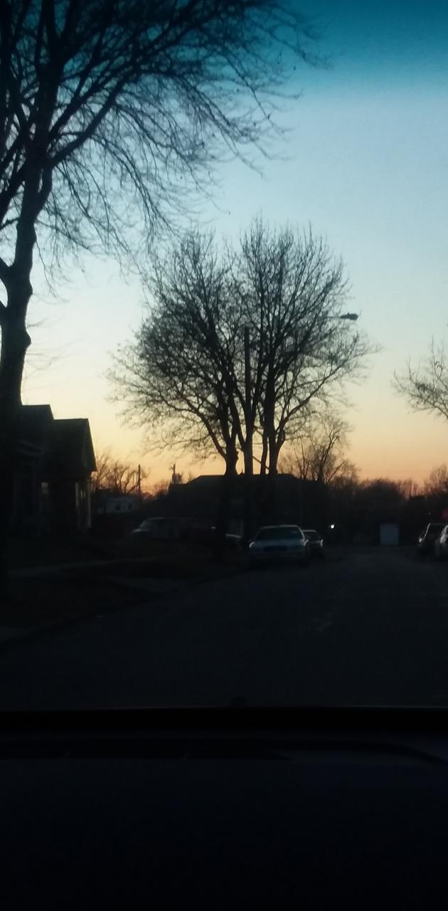 Silky Sunset
