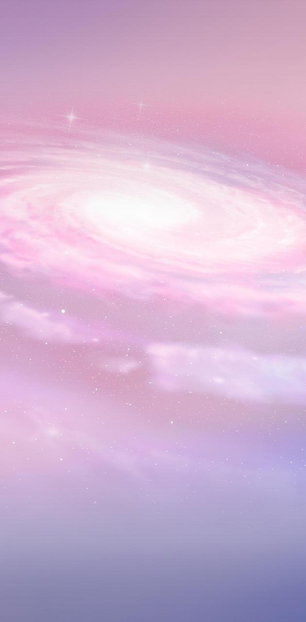 Pastel Girly Galaxy