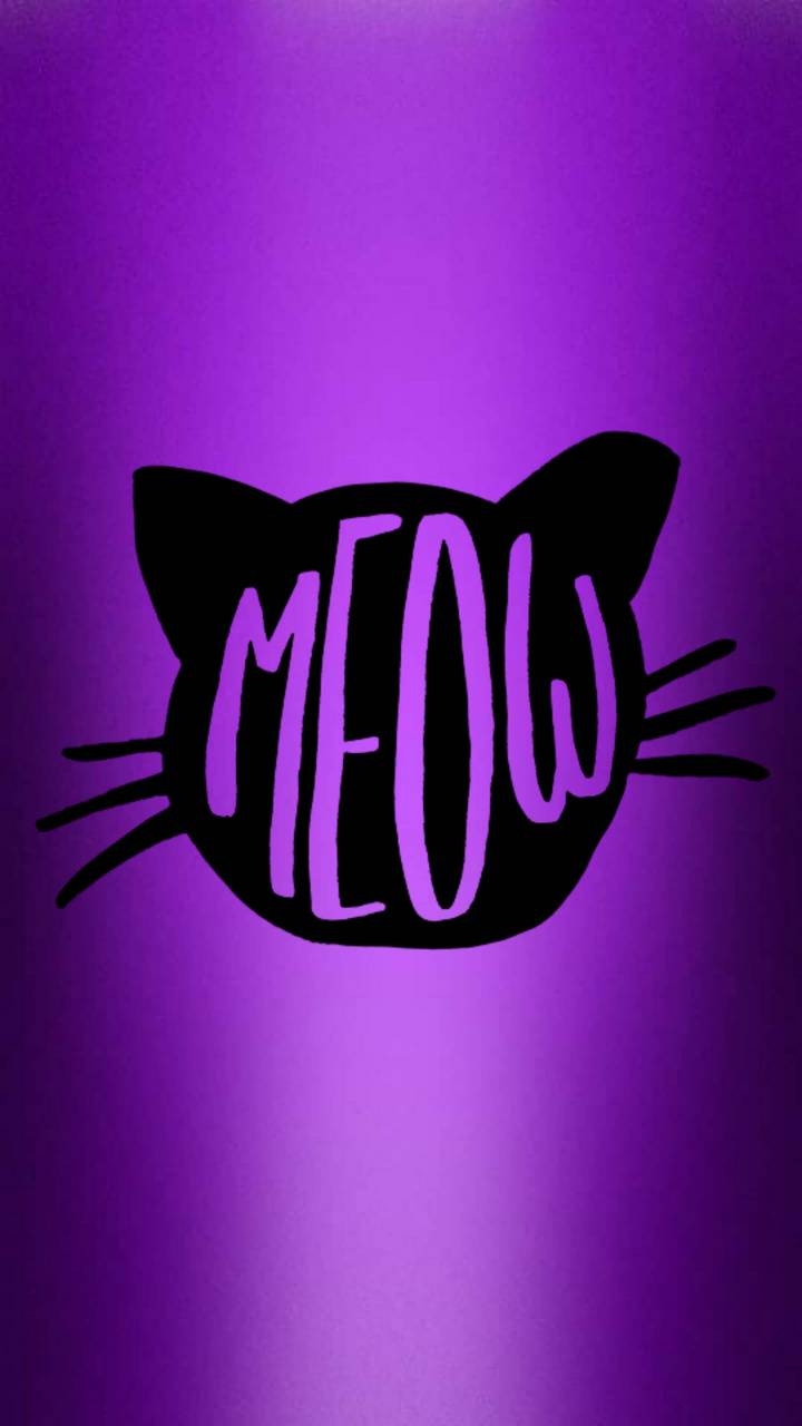 Purple Meow