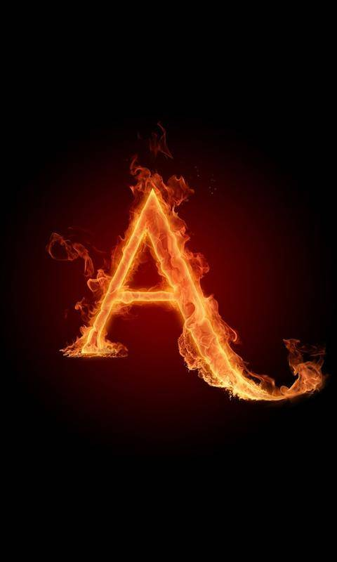 A on Fire