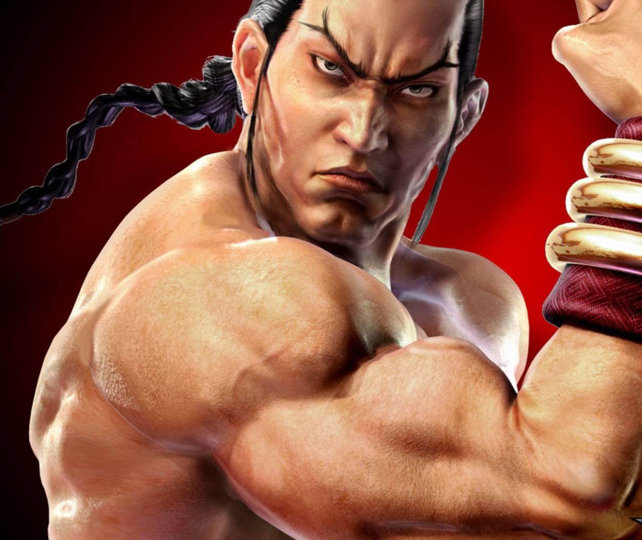 Tekken - Feng Wei