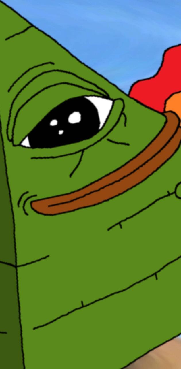 Pepe the illuminati