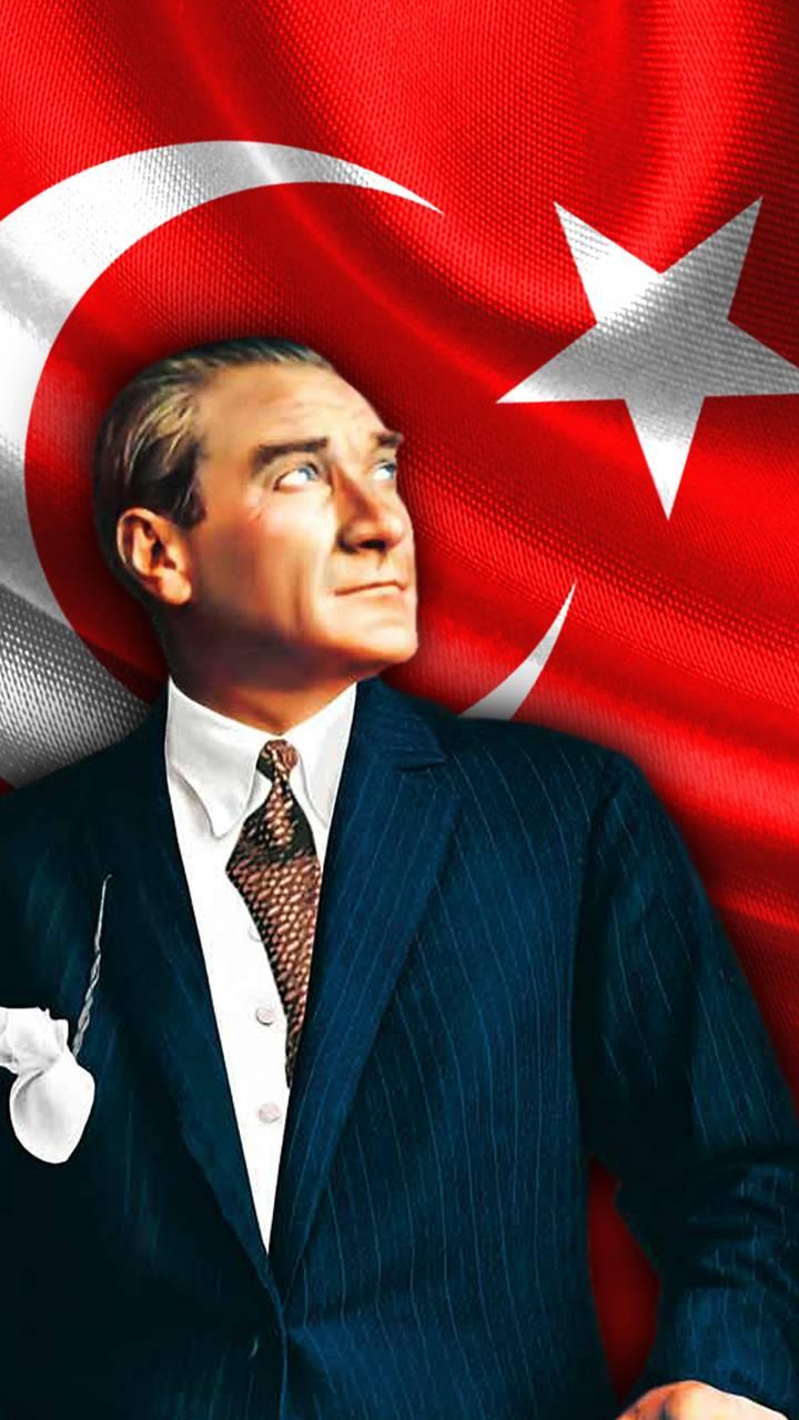 Ataturk Duvar Kagidi
