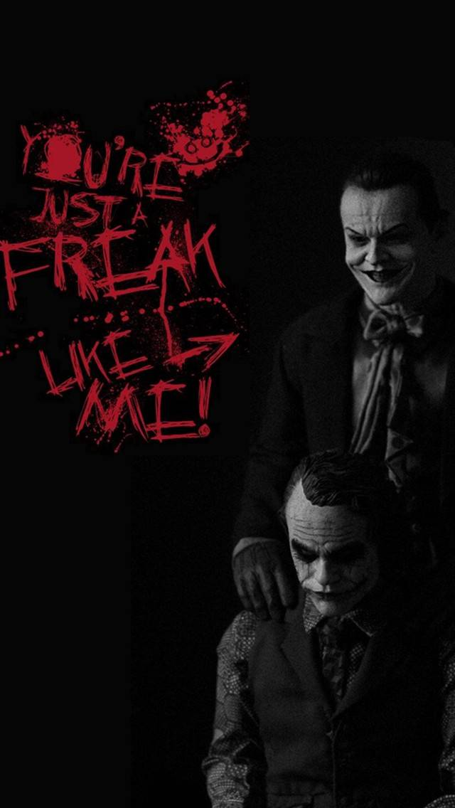 Joker Heath n Jack