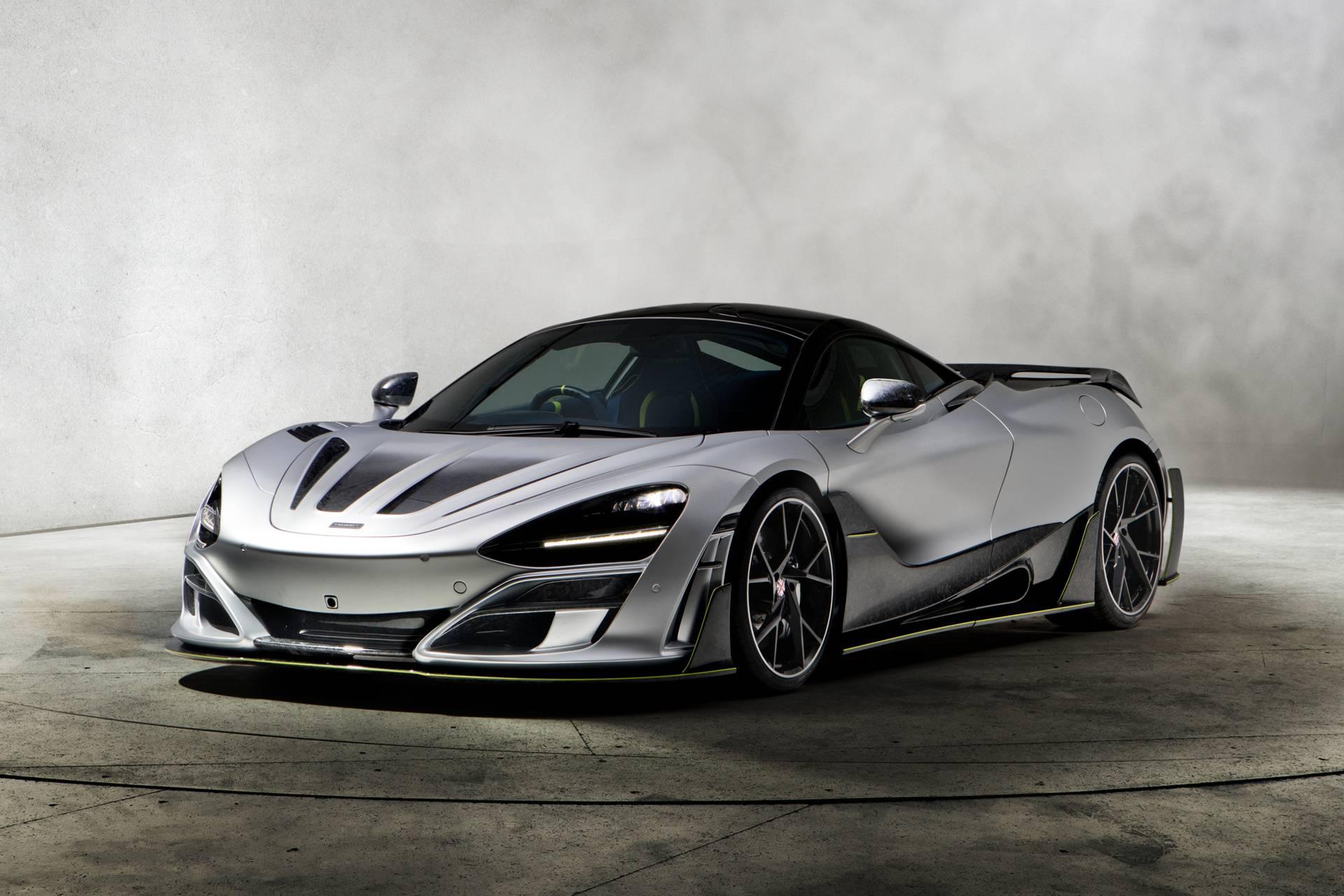 Tuned McLaren