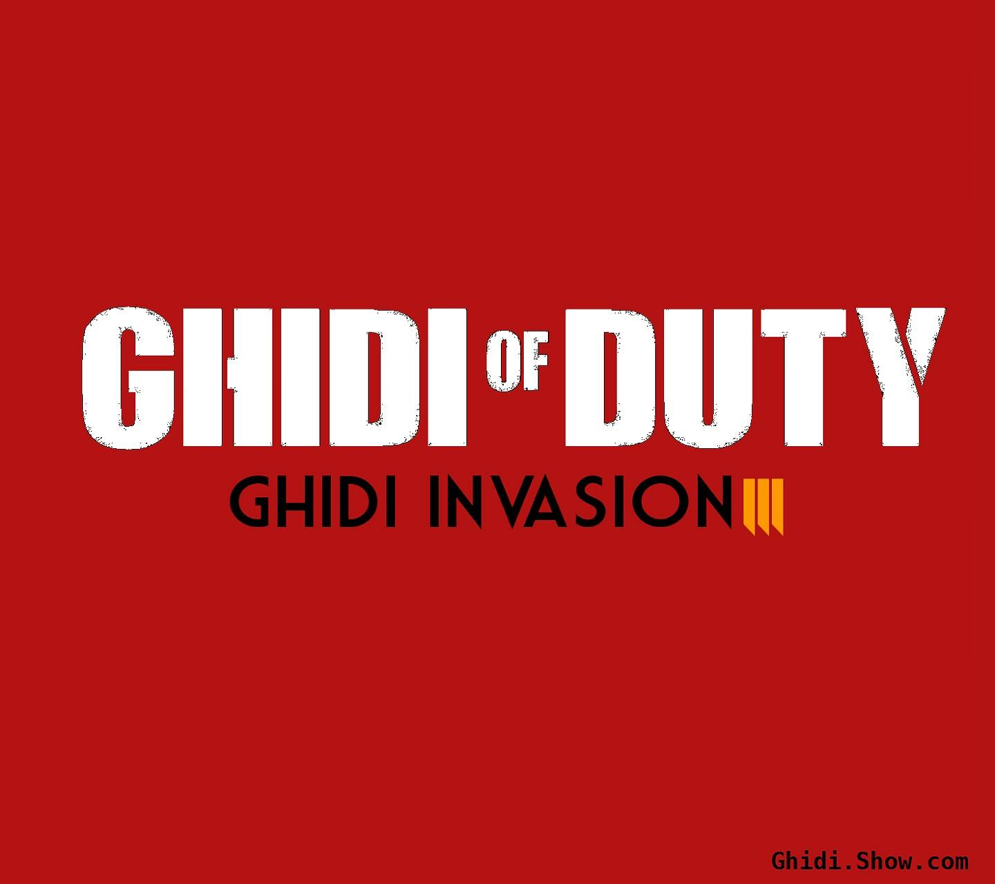 Ghidi of Duty