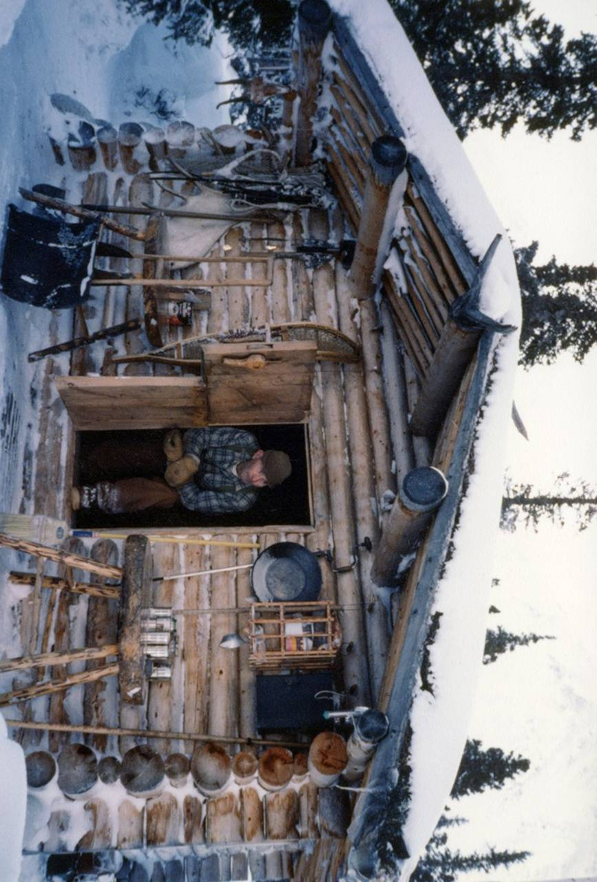 alaska hideout