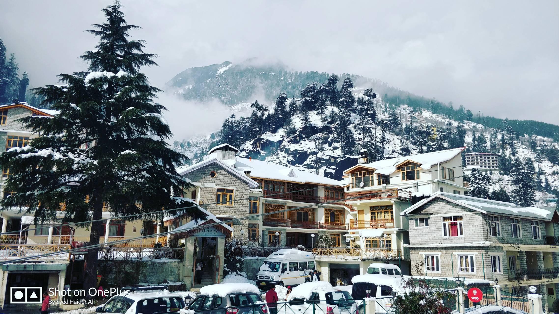 SnowManali