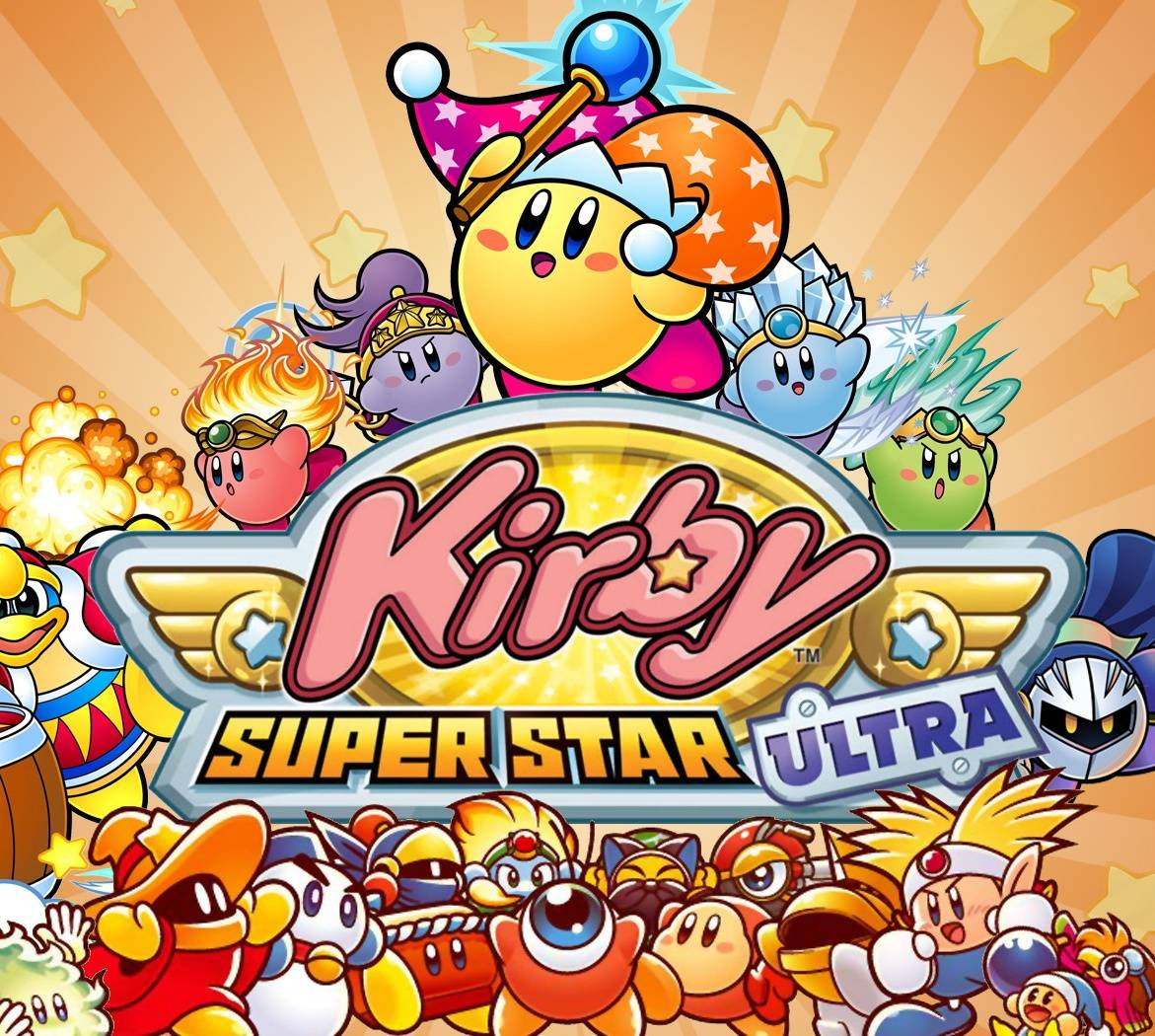 Kirby Super Star Wallpaper By Luigyh