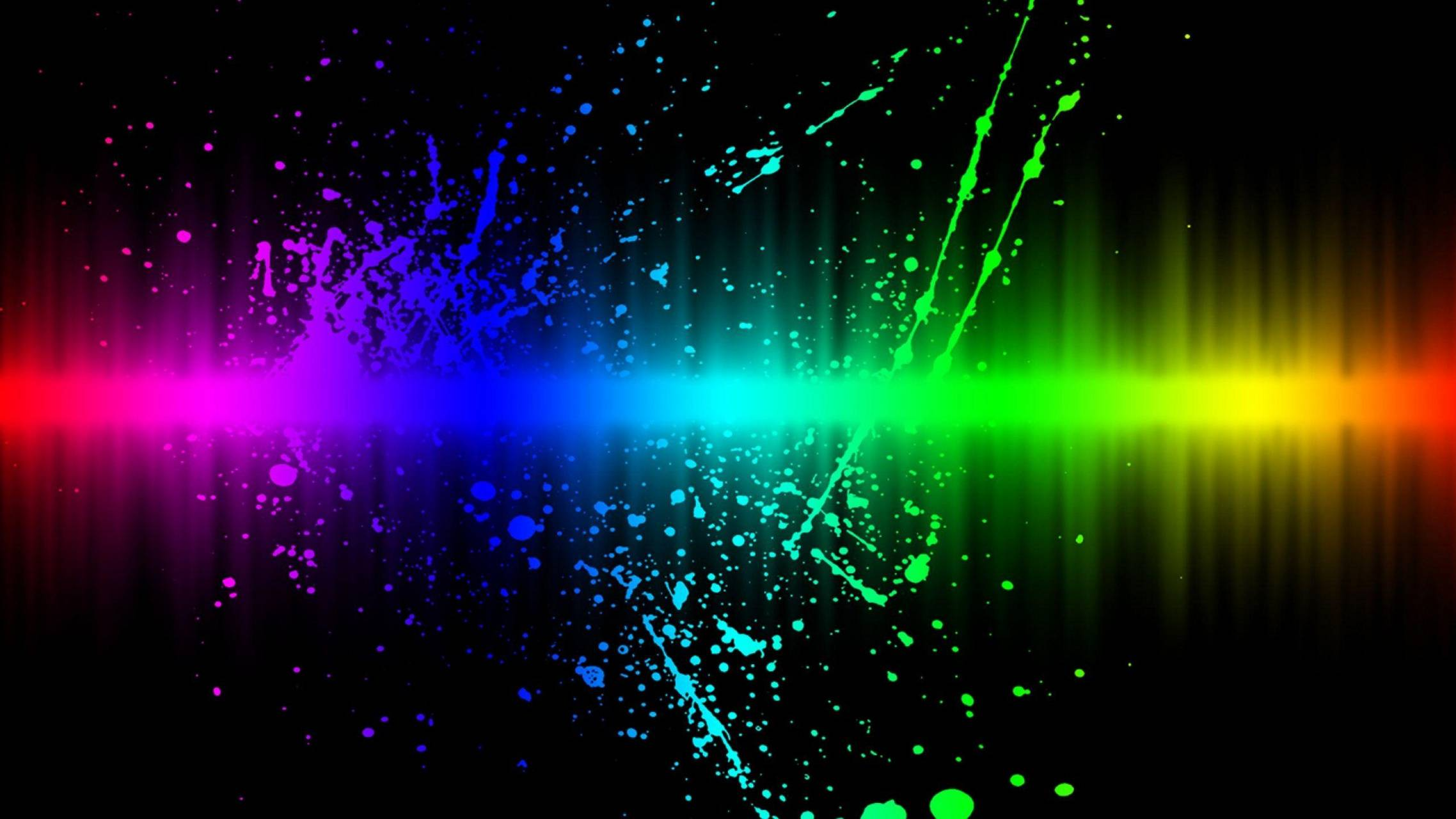 Rainbow Line Thing