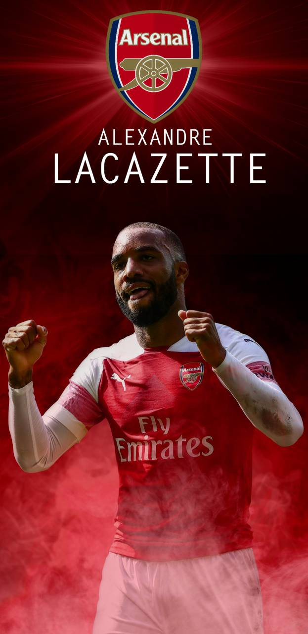 Lacazette Wallpaper By Matthew Gray 1875 2d Free On Zedge