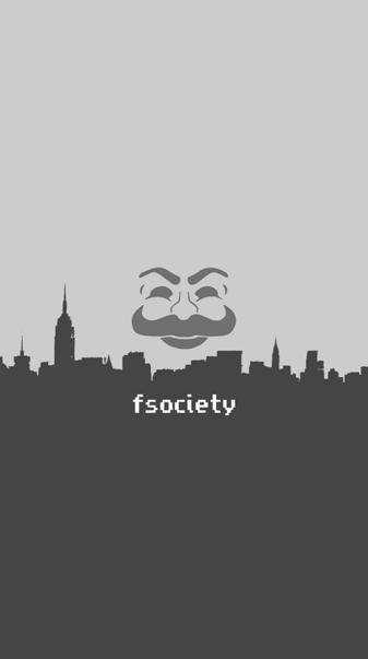 F Society Two Tone
