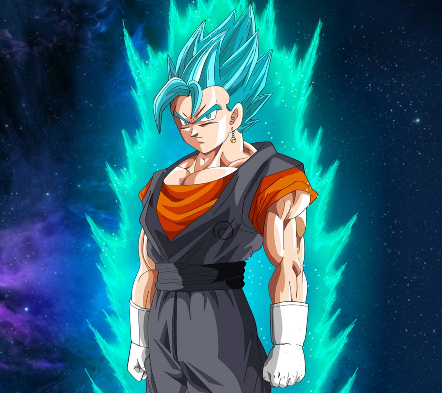Vegito Blue Wallpaper By Nimic94 V4td2iozcm6fy