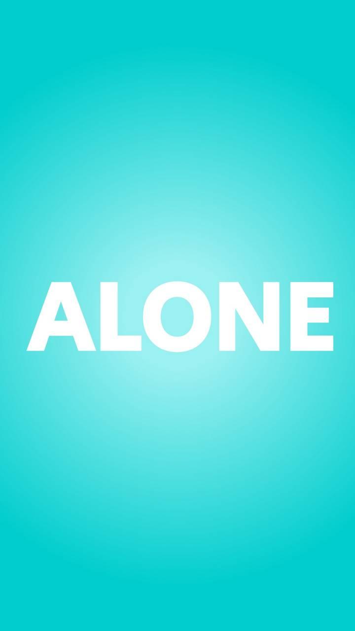 Alone single