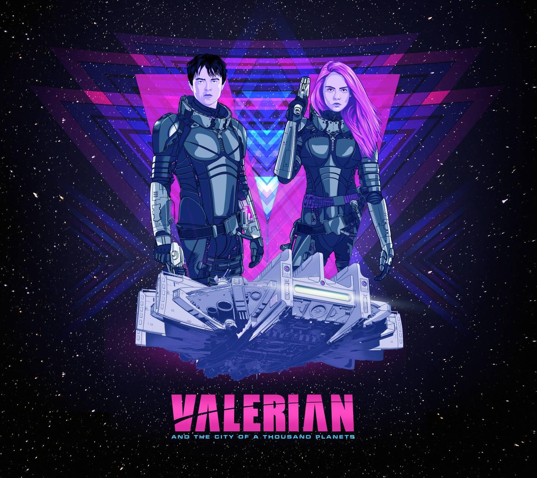 Valerian Retro