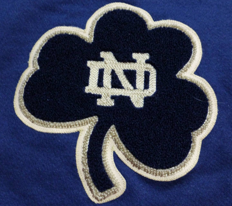 Notre Dame Shamrock