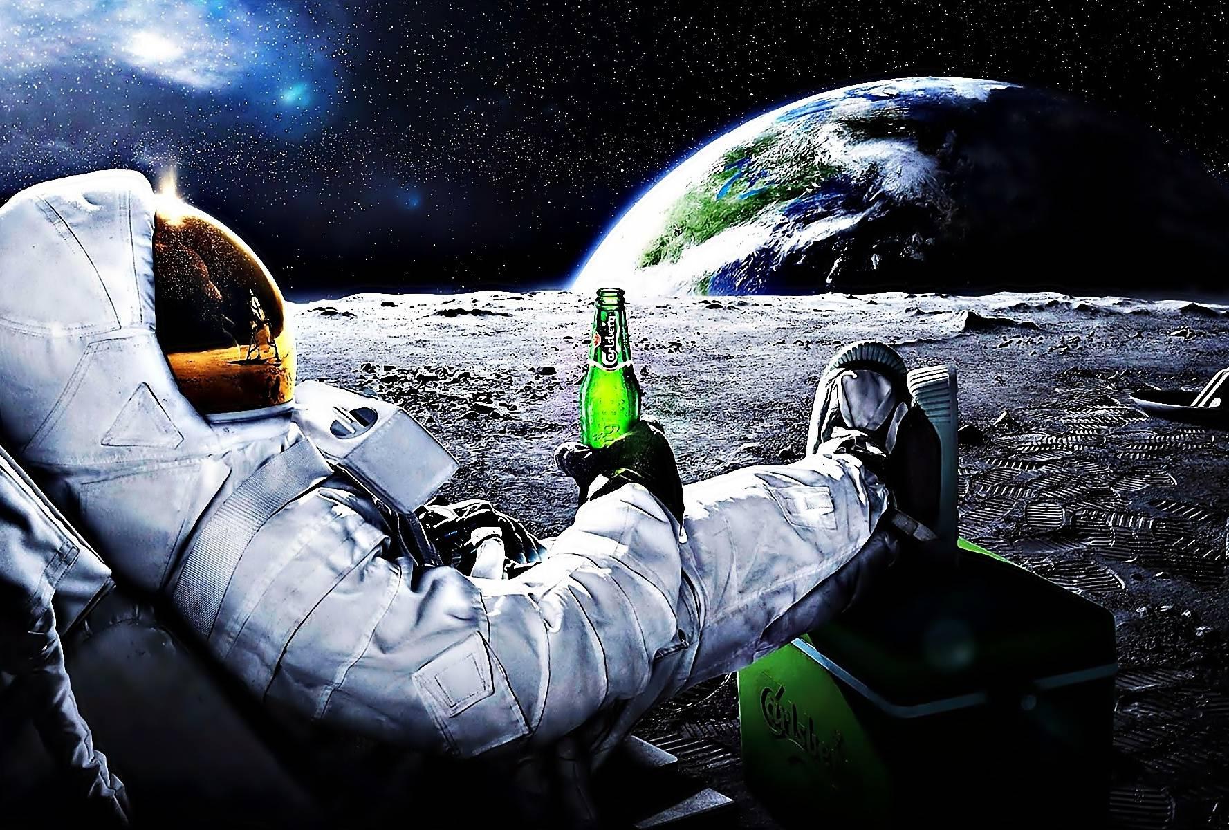 man space