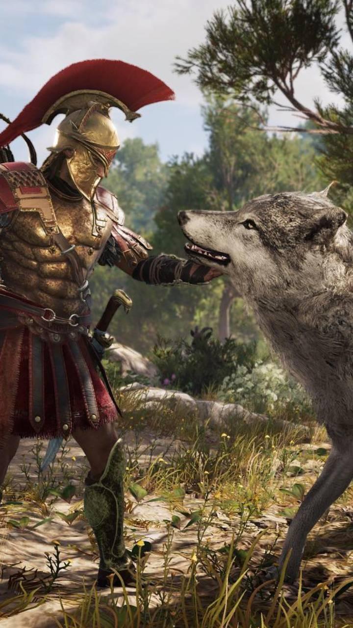 Alexios Wolf