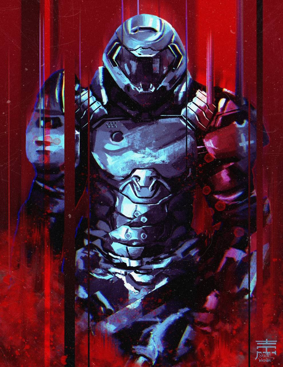 Doom Slayer Wallpaper By Blubomber 65 Free On Zedge