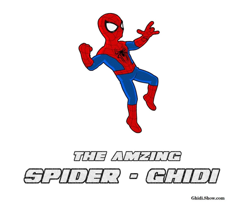 Amazin Spider-Ghidi