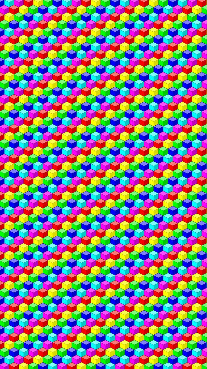 Pixel Cubes