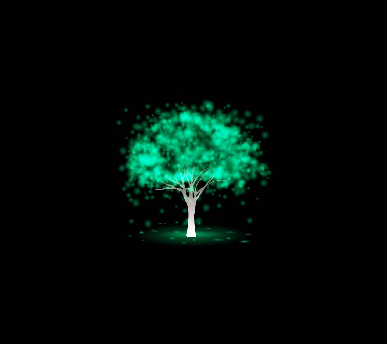 Abstract Tree Dark Wallpaper By Adam0012140