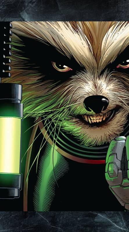 Rocket Raccoon Wallpapers