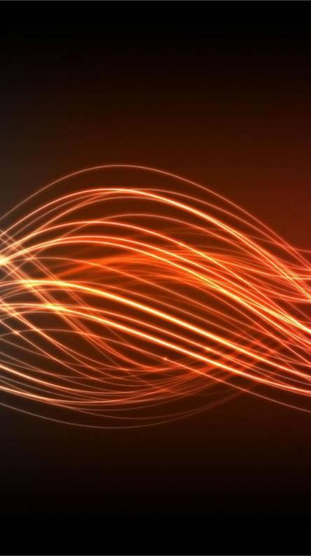 Neon Light Wave