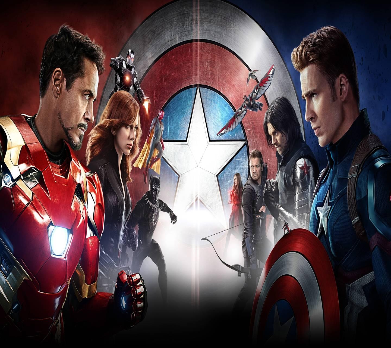 Marvel Civil War 16
