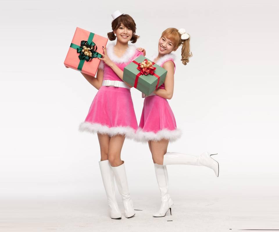 Christmas Girls 3