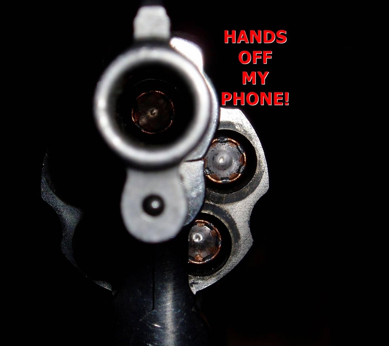 Gun Lockscreen