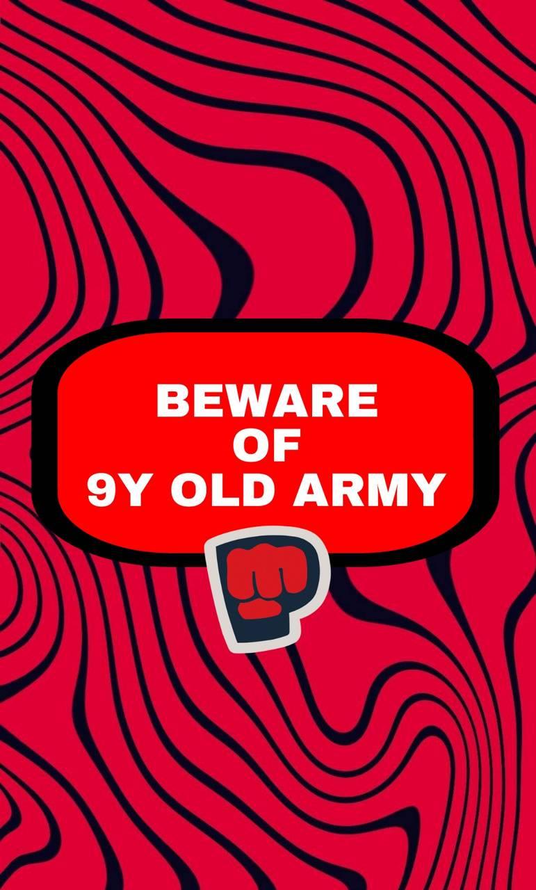PewDiePie 9Y old