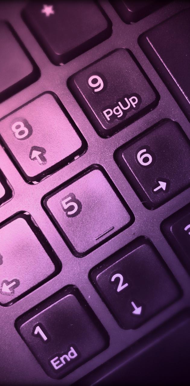 Bubblegum Keyboard