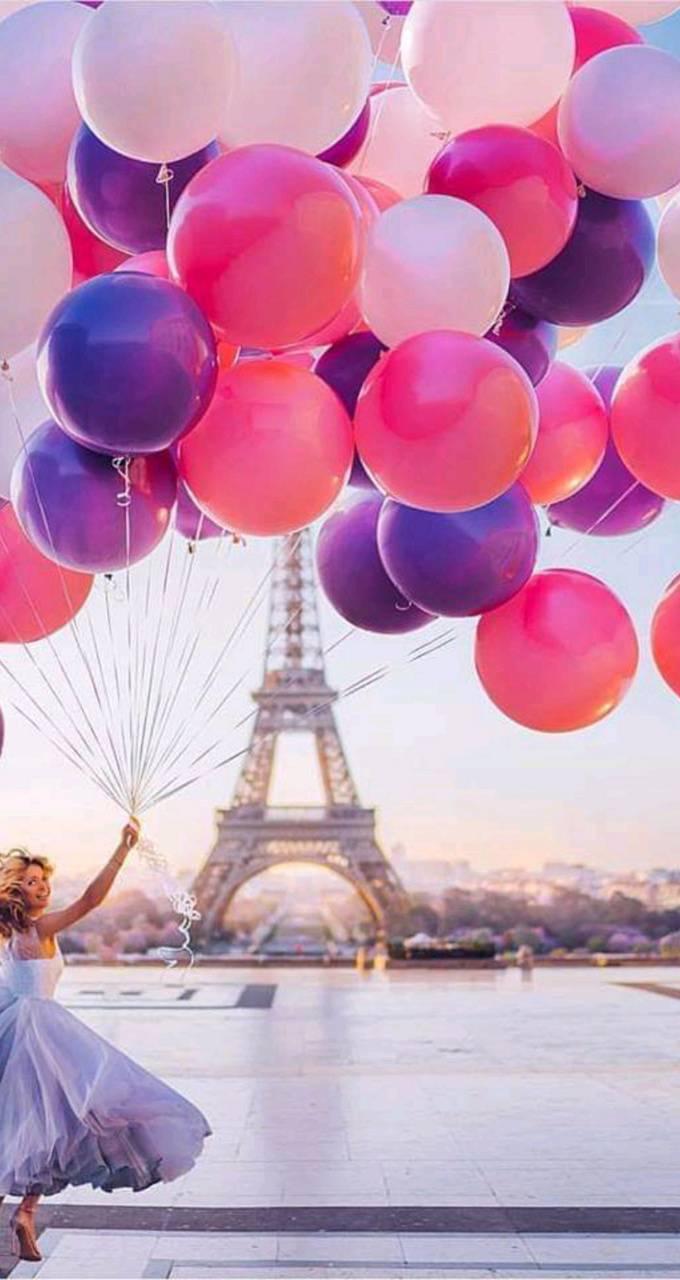 Happiness in Paris