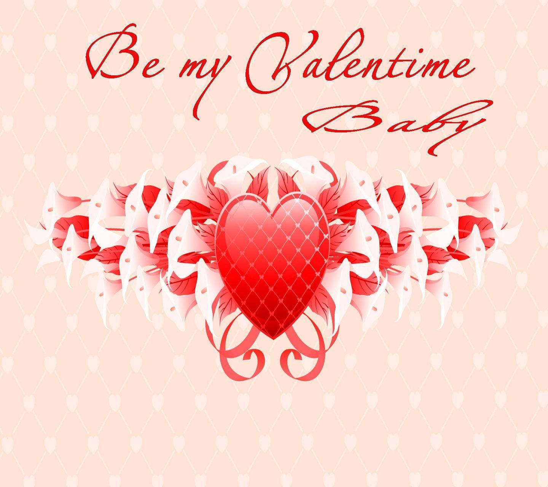 Be My Valentime Baby
