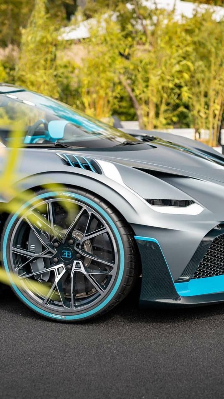 Bugatti Divo VGT