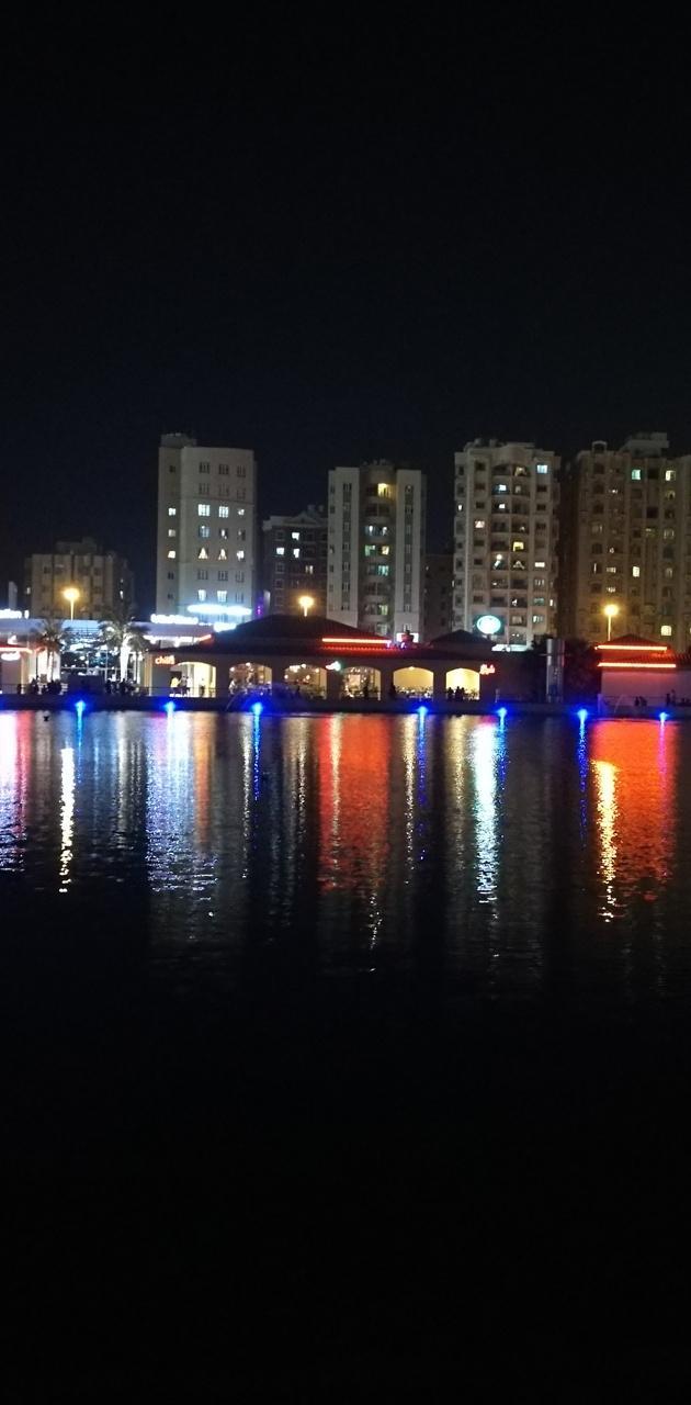Colors at Night