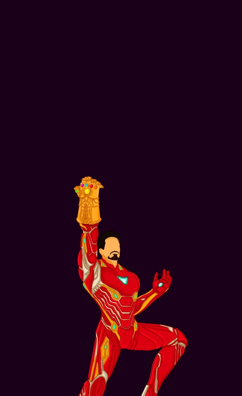 Tony Stark Gaunlet