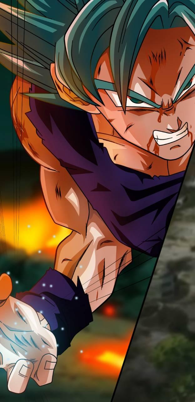 Goku SsBlue