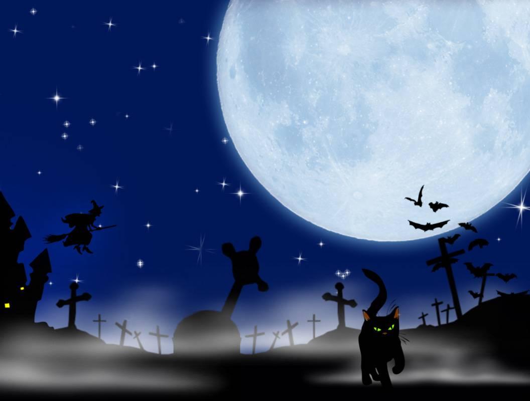 Halloween View