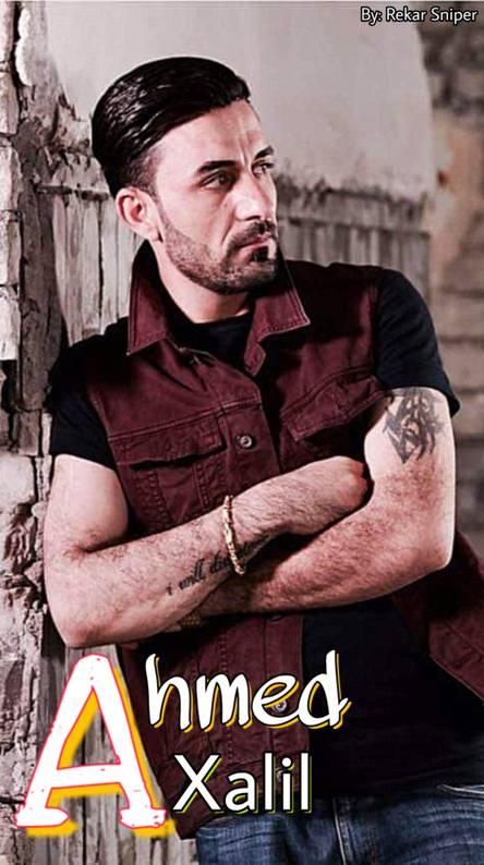 Ahmad Xalil Singer
