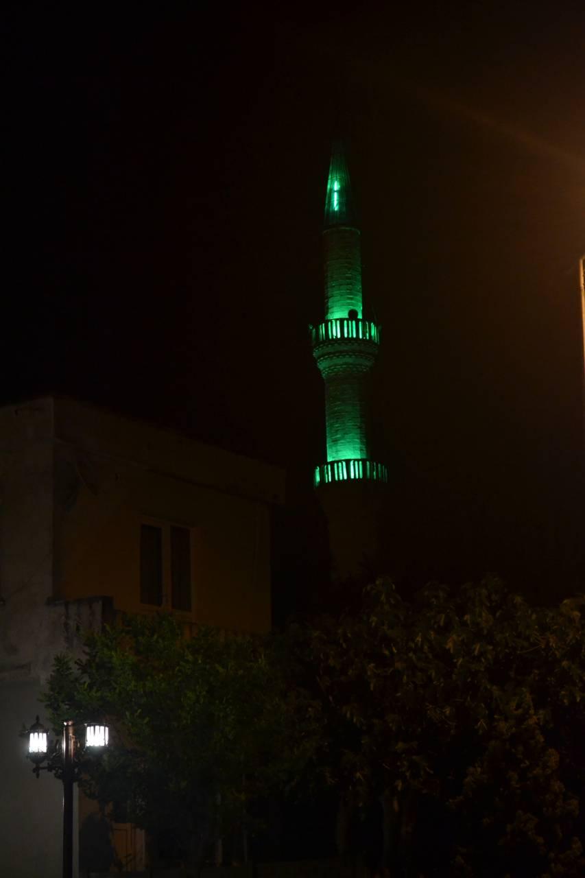 gece minare