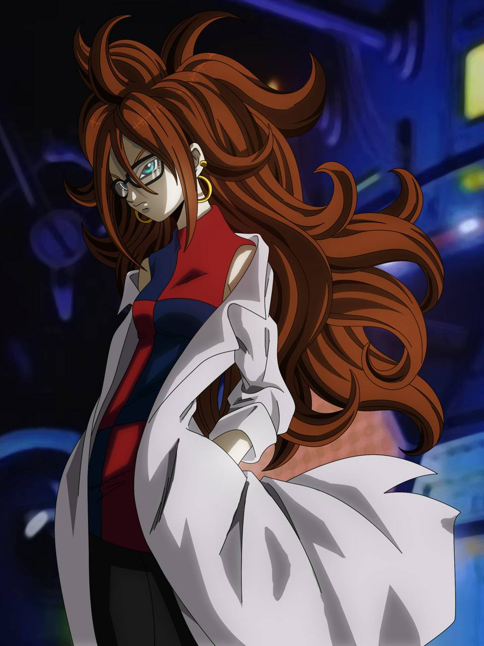 Android 21 Wallpaper By Silverbull735 D8 Free On Zedge